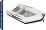 Quicksilver 240 Tendy PVC Lattenboden -